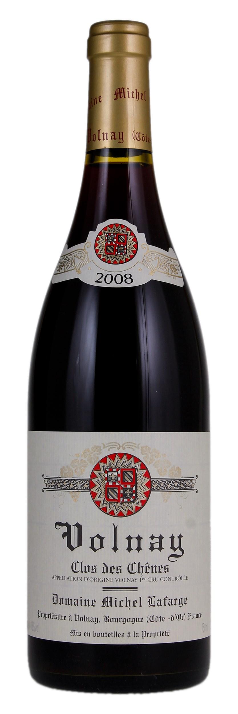 2008 Michel Lafarge Red Wine Pinot Noir 1er Premier Cru Winebid