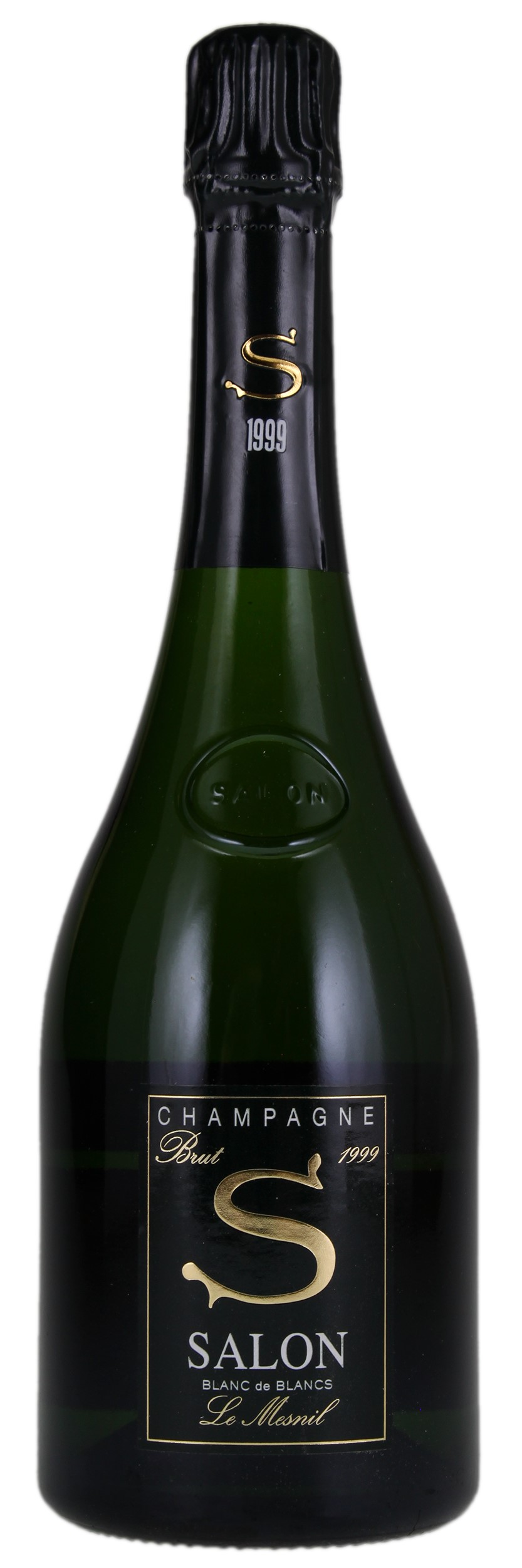 Salon Le Mesnil Blanc de Blancs 1999, Sparkling from France - WineBid