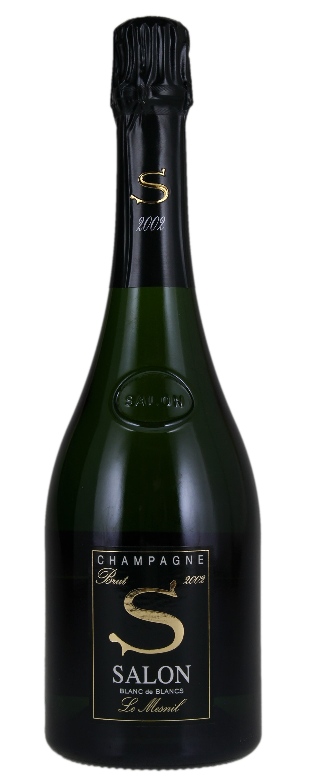 Salon Le Mesnil Blanc de Blancs 2002, Sparkling from France ...