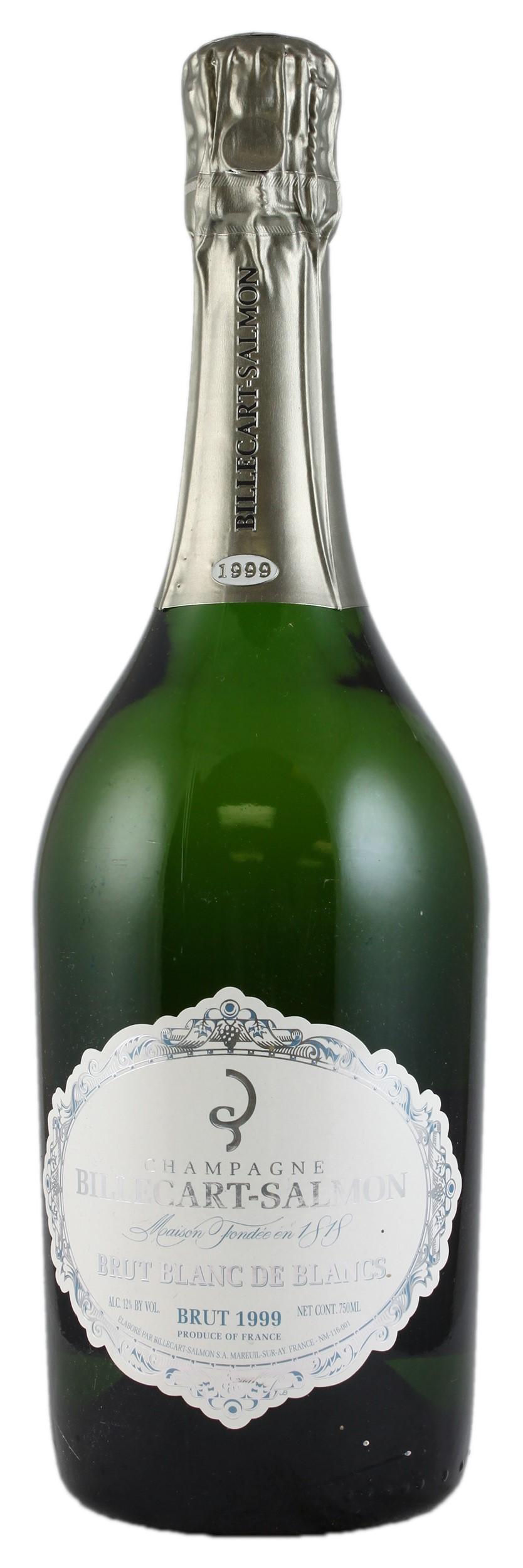 Billecart-Salmon Blanc de Blancs 1999, Sparkling from France - WineBid