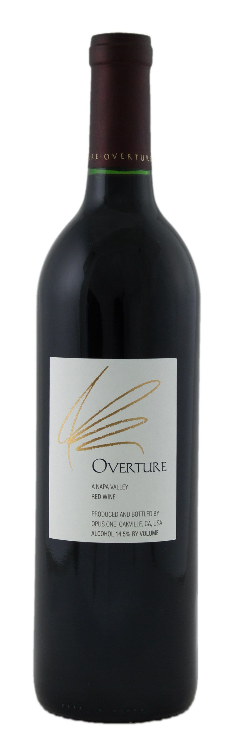 Opus One Overture N.V., Red Wine from United States - WineBid