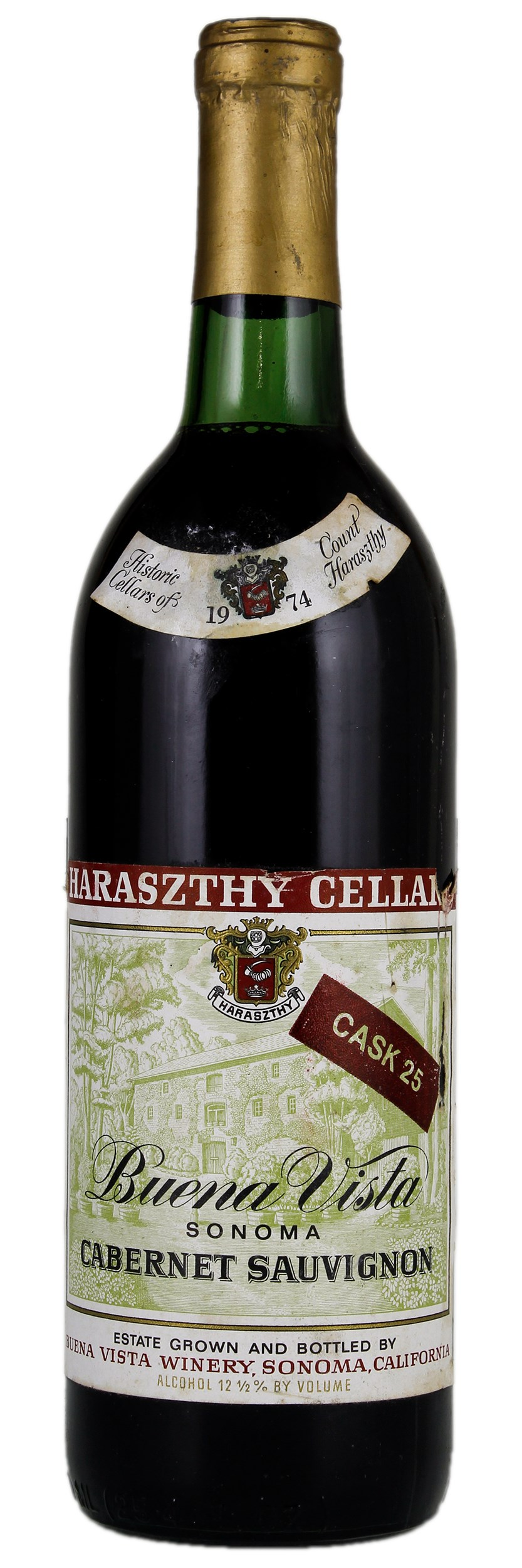 /BuyWine/Item/Auction/139052/1974-Buena-Vista-Haraszthy-Cellars -Cabernet-Sauvig~  sc 1 st  WineBid : haraszthy family cellars  - Aeropaca.Org