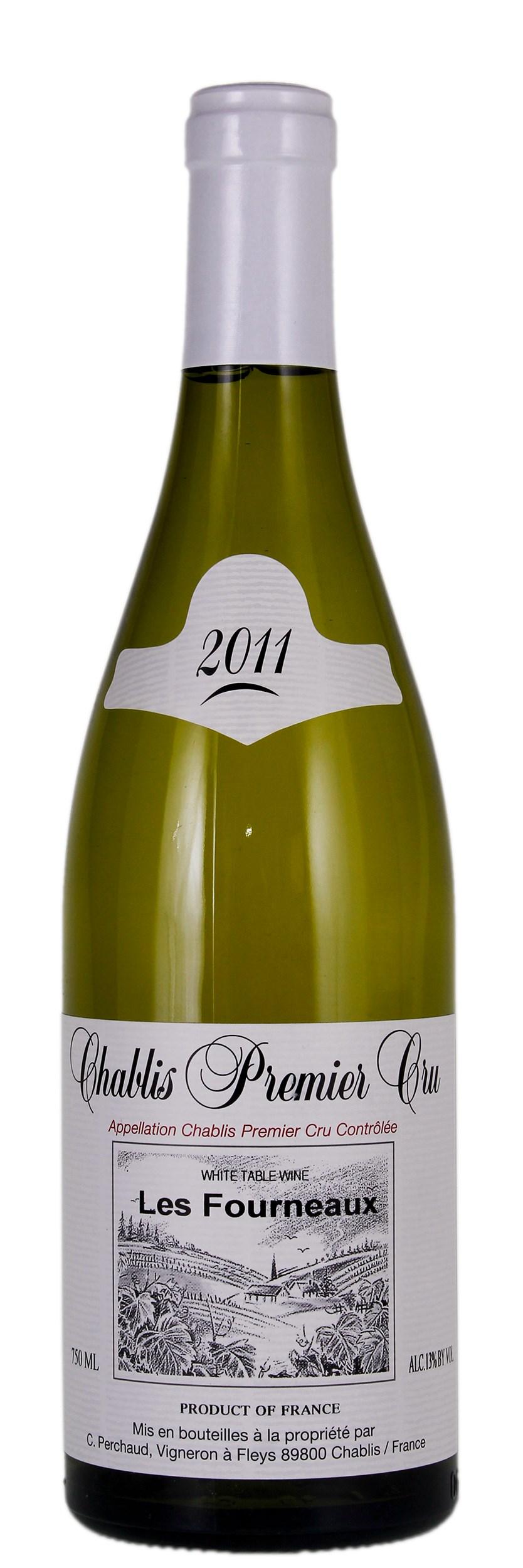 Defaix Chablis 2011 Domaine Bernard Defaix White Wine 75cl Bottle