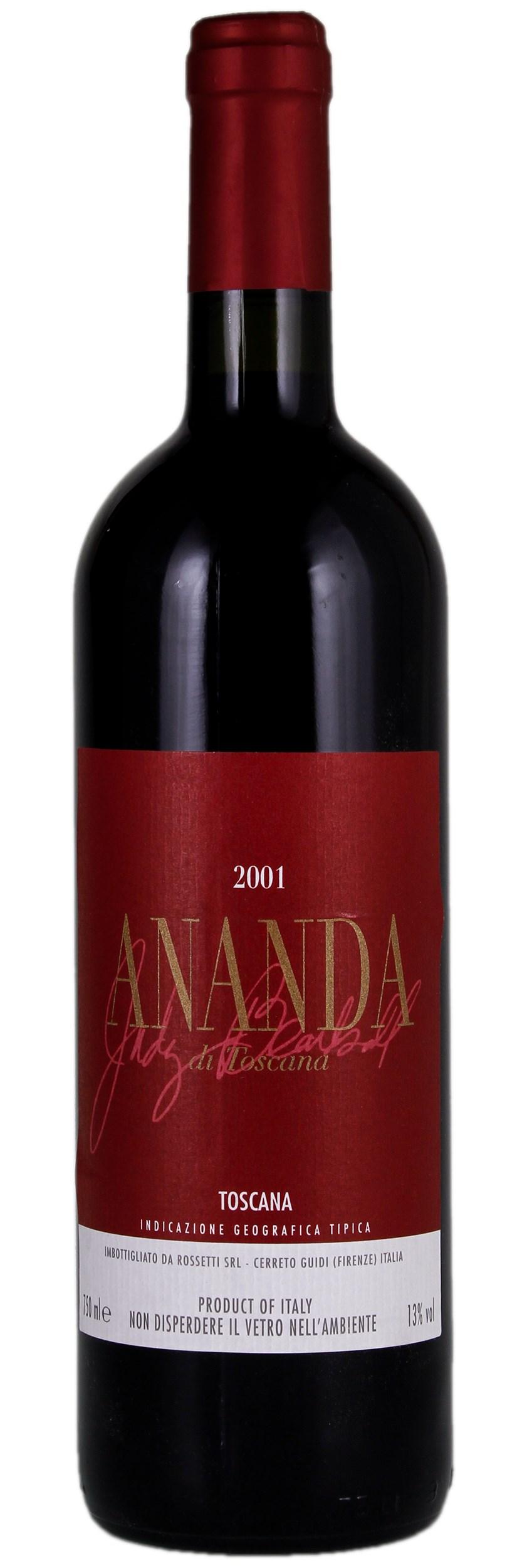 2001 Antonini Red Wine Sangiovese Winebid