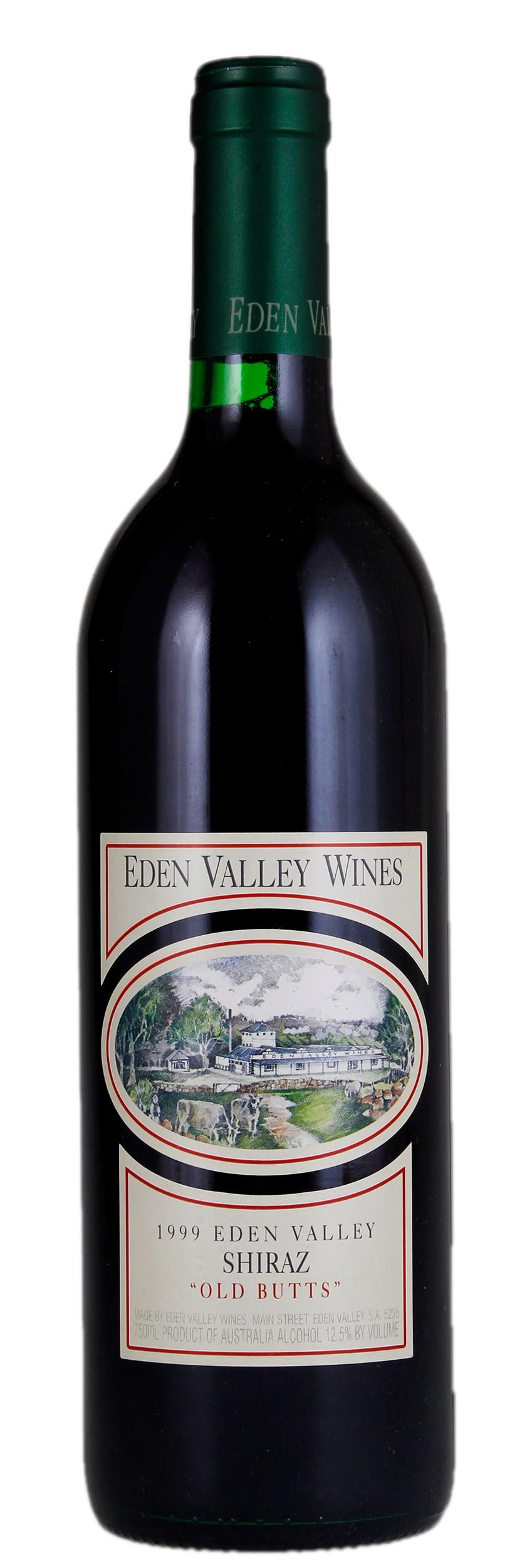 Eden Valley Old Butts Shiraz 1999, Red Wine from Australia | WineBid