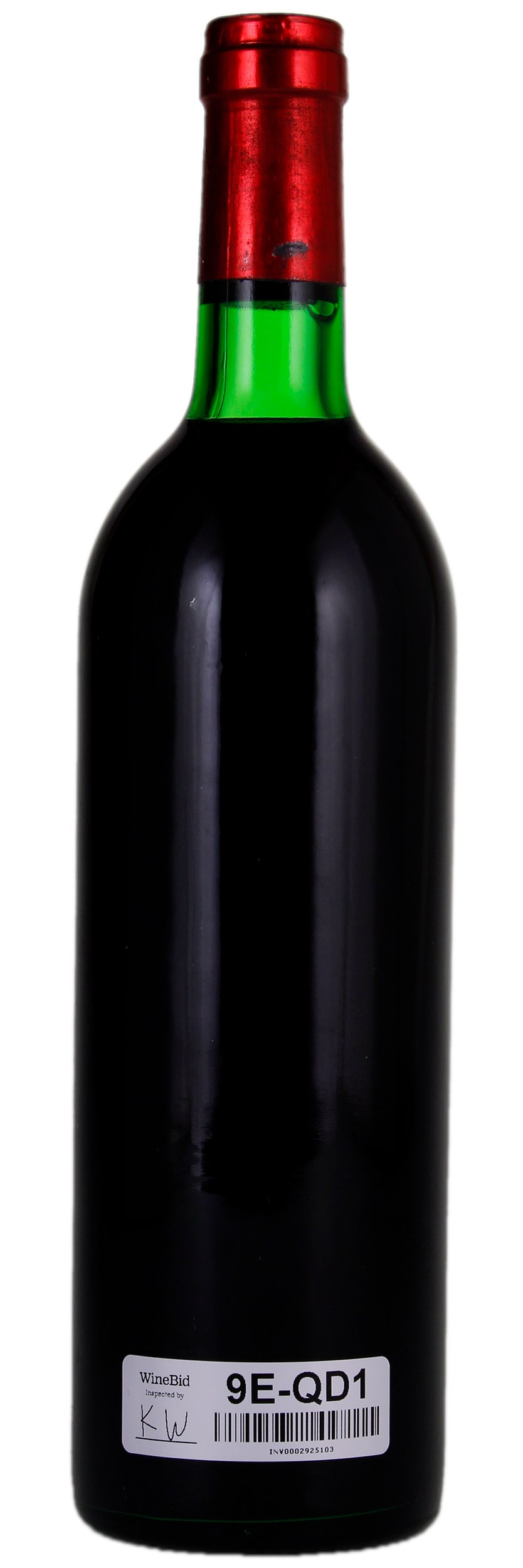 Petrus 1976 Red Wine From France Winebid